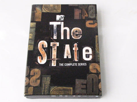The State 2009 MTV Sketch Comedy Complete Series DVD Set