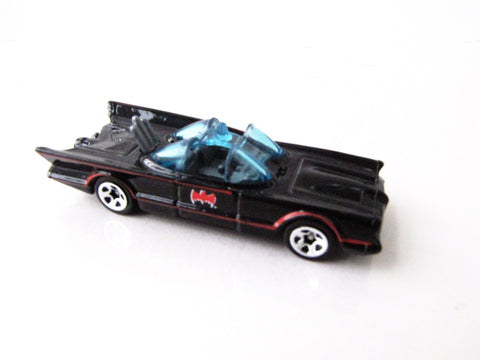 Batman 1966 TV Series Batmobile Hot Wheels Die Cast Toy Car