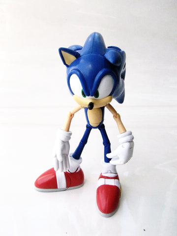 "Sonic The Hedgehog 2013 7"" Super Posers Figure"