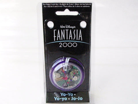 Walt Disney Fantasia 2000 Flamingo Light Up Yo-Yo