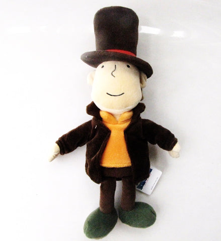 "Professor Layton And The Eternal Diva 2009 Movie 15"" Plush"