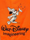 Rare Walt Disney Imagineering Project Team Orange Safety Vest Prop