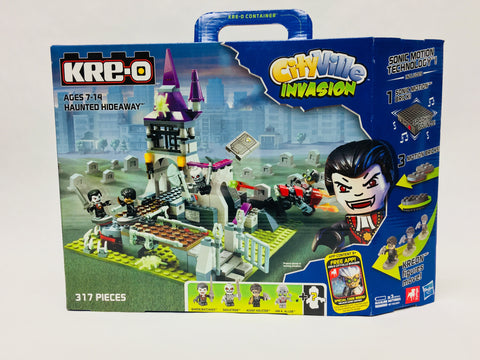 KRE-O Cityville Invasion Haunted Hideaway