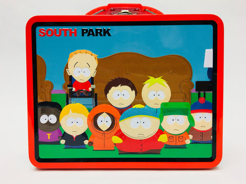 South Park Metal Lunchbox