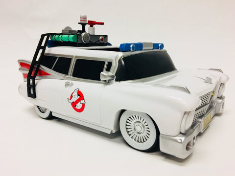 Funko 30th Anniversary Ghostbusters Ecto-1 Cadillac POP! Rides Collectible Car