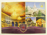 Disney World 2012 Beauty And The Beast New Fantasyland Preview Card