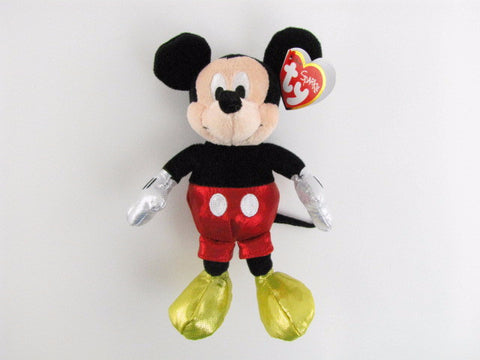 Mickey Mouse Disney Ty Sparkle Plush