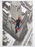 Marvel 2014 AMAZING SPIDER MAN 2 Theatrical IMAX Promo Exclusive Movie Poster