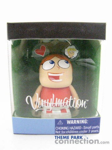 "Disney 3"" Vinylmation Phineas & Ferb CANDACE FLYNN Figure"