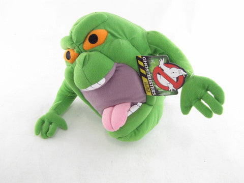 Ghostbusters 2011 Slimer Ghost Stuffed Plush-Green