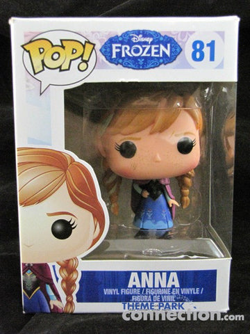 Disney FROZEN Anna Funko POP! Vinyl Figure 81 Toy