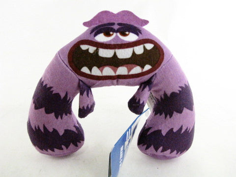 Disney Pixar 2013 Monsters University Art Shake & Scare Plush Toy