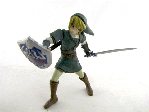 The Legend Of Zelda: Twilight Princess Link Yujin 2007 Nintendo Toy Figure