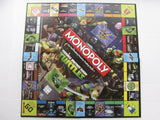 Teenage Mutant Ninja Turtles Nickelodeon TMNT Series Edition Monopoly