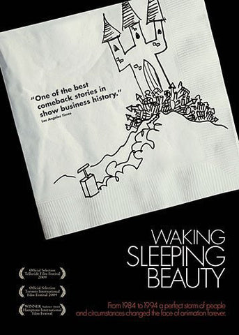 Disney WAKING SLEEPING BEAUTY 2010 DVD