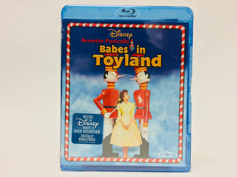 Disney's Babes in Toyland Blu-Ray Disc Movie