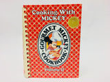 Cooking With Mickey Gourmet Mickey Cookbook Volume 2 Disney Parks Cook Book