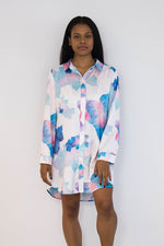 Aria Shirt Dress