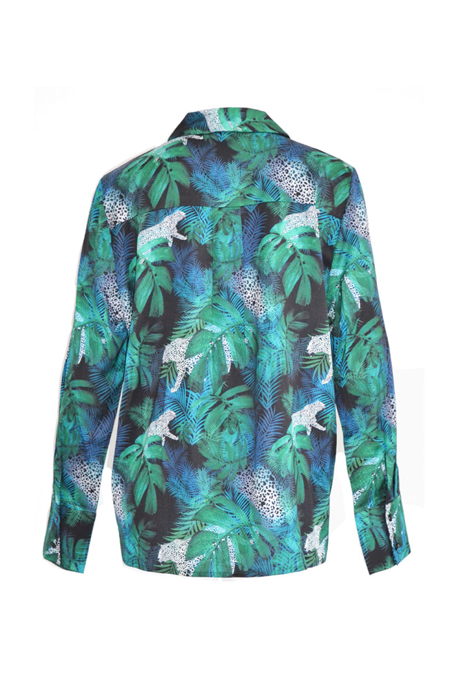Load image into Gallery viewer, Nightcap Shirt  'Jungle Seeker'