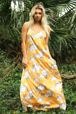 Dusk Maxi Slip 'Golden Hour'
