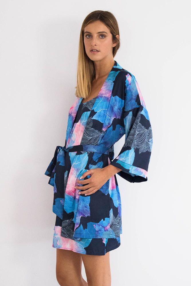 Load image into Gallery viewer, Sienna Keepsake Robe