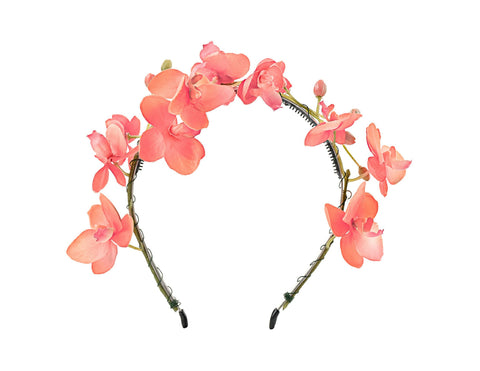 Orchid Hairband