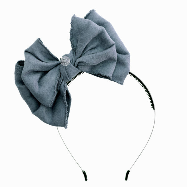 Beau Chic Hairband//Cloud