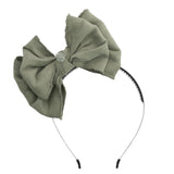 Beau Chic Hairband//Seafoam