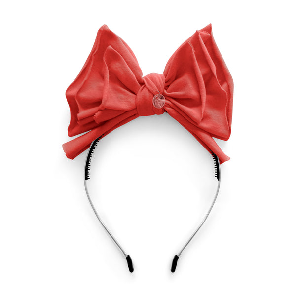 New Jersey Bow//Red