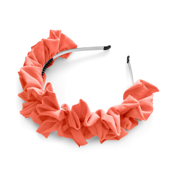 New Jersey Ruffle//Salmon