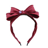 Miss Darling Hairband//Cinnabar