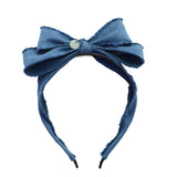 Miss Darling Hairband//Teal