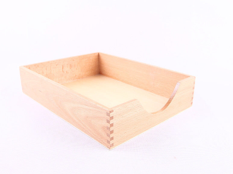 PinkMontesori Wooden A4 Paper Holder - Pink Montessori Montessori Material for sale @ pinkmontessori.com