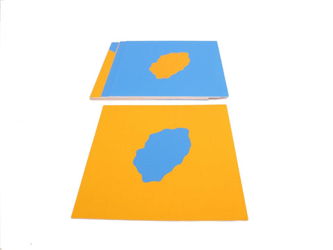 Land Form Cards (PVC)