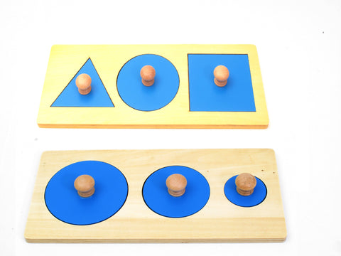 Basic Shape Puzzle Set
