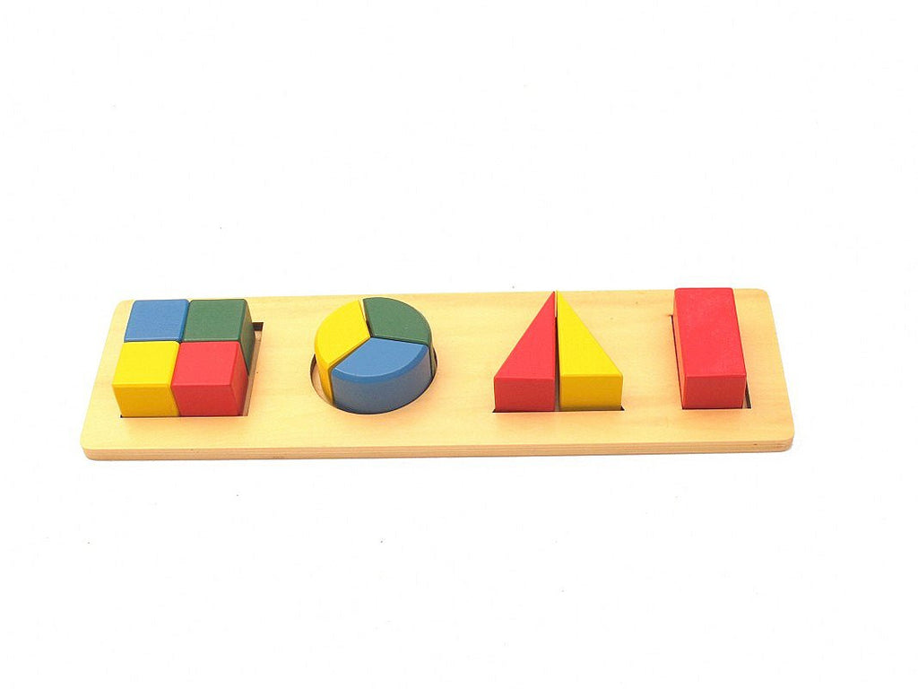 PinkMontesori Multiple Blocks - Pink Montessori Montessori Material for sale @ pinkmontessori.com - 1
