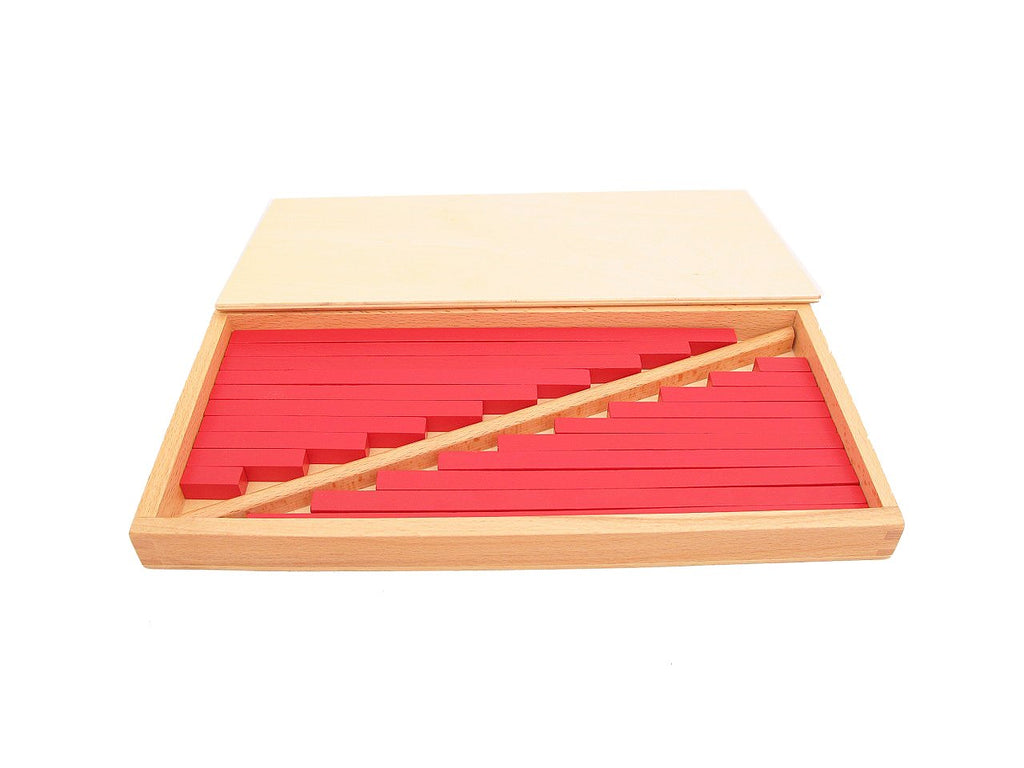 Small Red Rod Sets