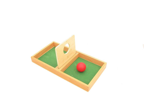 Imbucare Board with Ball & Disc (Interchangeable)