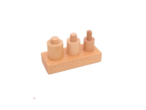 Wooden Nuts and Bolts