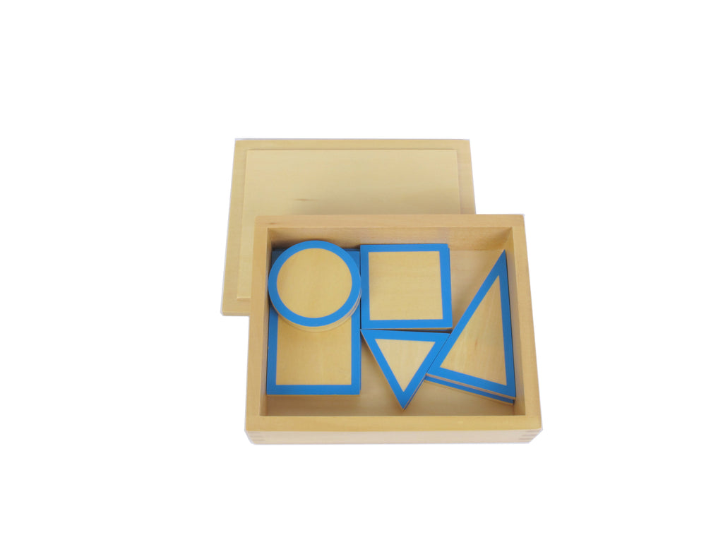 Geometric Solids Bases with Box