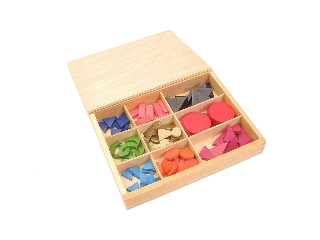 PinkMontesori Basic Wooden Grammar Symbols with Box - Pink Montessori Montessori Material for sale @ pinkmontessori.com - 1