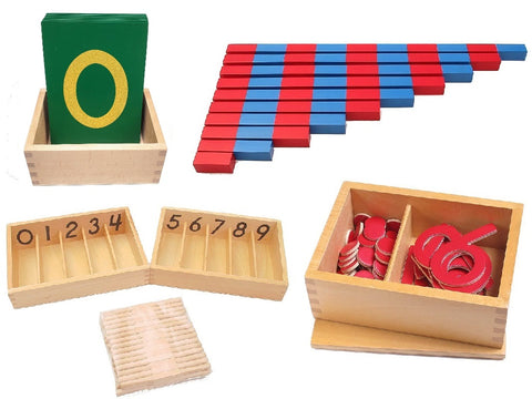 Mathematics Package 1 - Learning Numbers 1 to 10