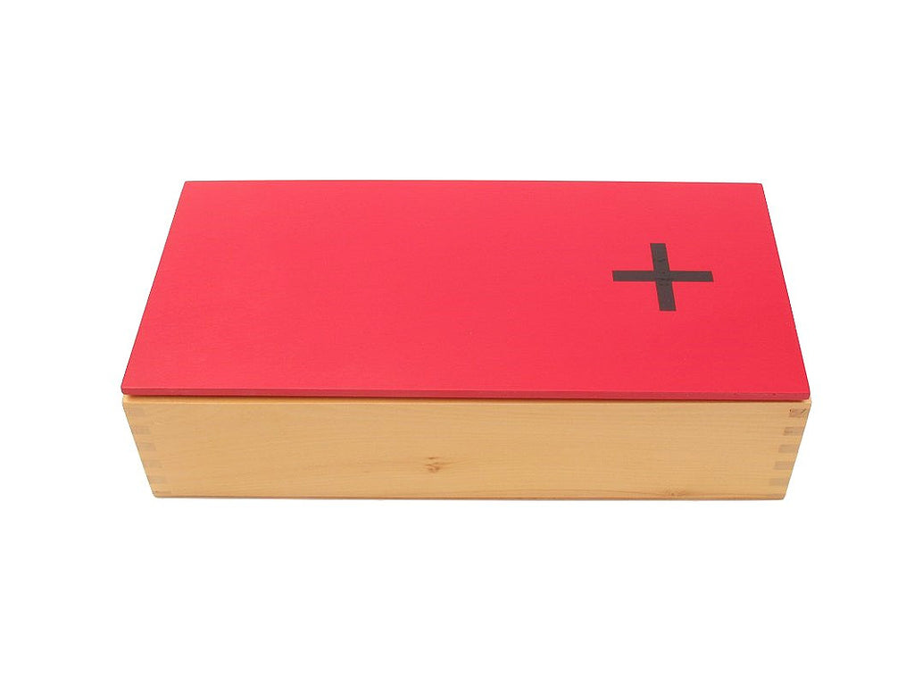 PinkMontesori Addition Equations Box - Pink Montessori Montessori Material for sale @ pinkmontessori.com - 1
