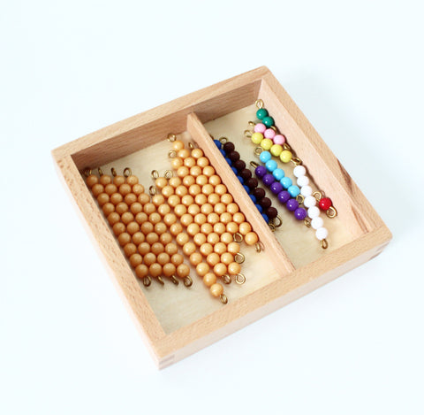 Bead Bars for Teen Board with Box