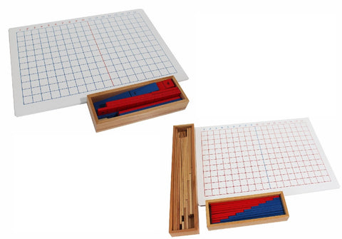 Mathematics Package 2 - Strip Board Package - Addition & Subtraction