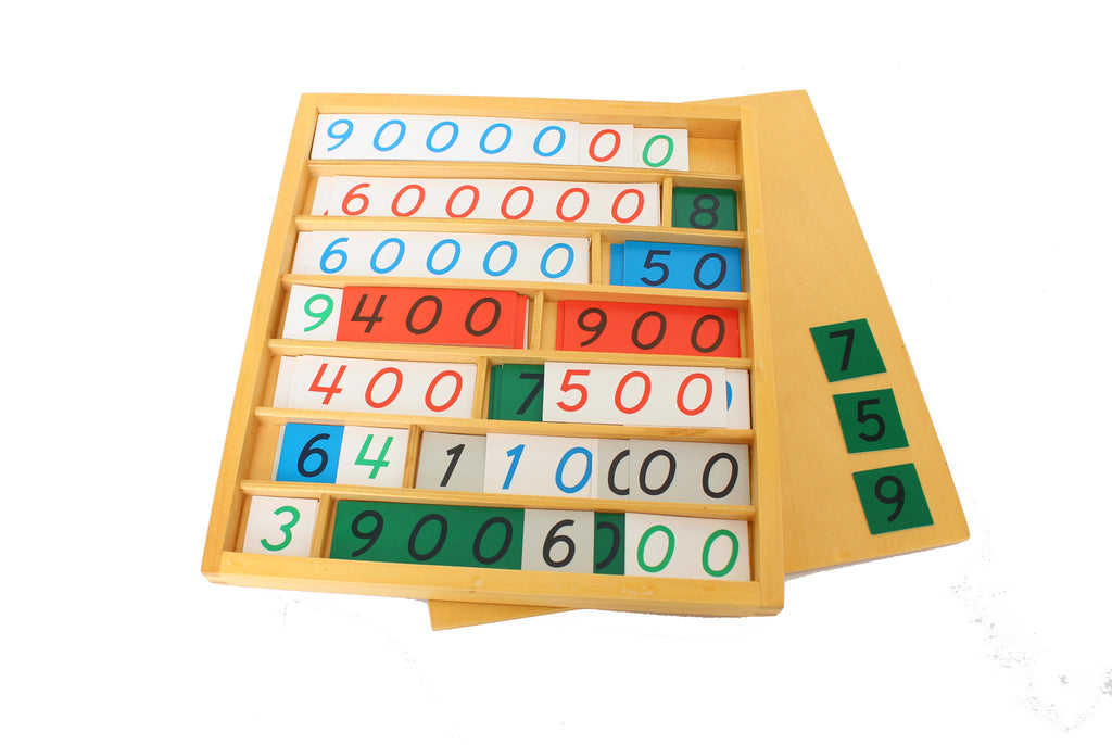 PinkMontesori Bank Game - Pink Montessori Montessori Material for sale @ pinkmontessori.com