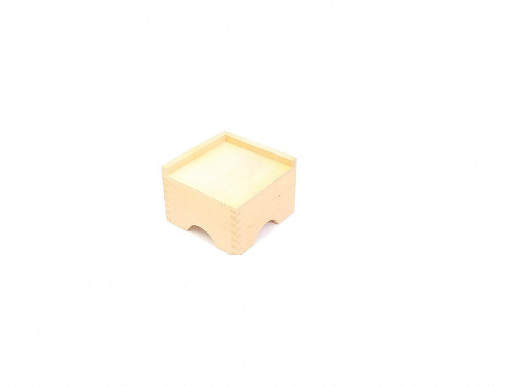 PinkMontesori Stand for Pink Tower - Pink Montessori Montessori Material for sale @ pinkmontessori.com