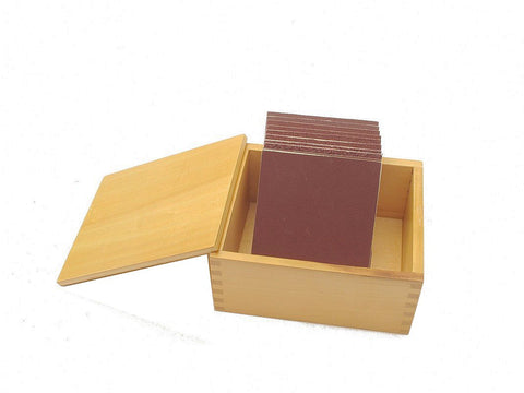 PinkMontesori Touch Boards with Box - Pink Montessori Montessori Material for sale @ pinkmontessori.com - 1