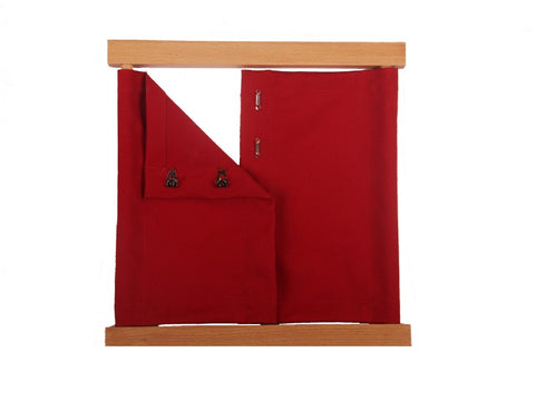 Premium Hook & Eye Dressing Frame
