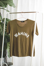 Load image into Gallery viewer, WAHINE Tee